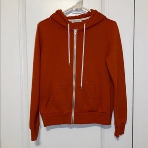 Forever 21 Jackets & Coats - FOREVER 21 Zip Up Hoodie